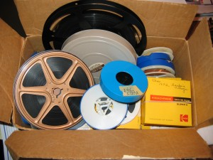 Film to DVD Conversion